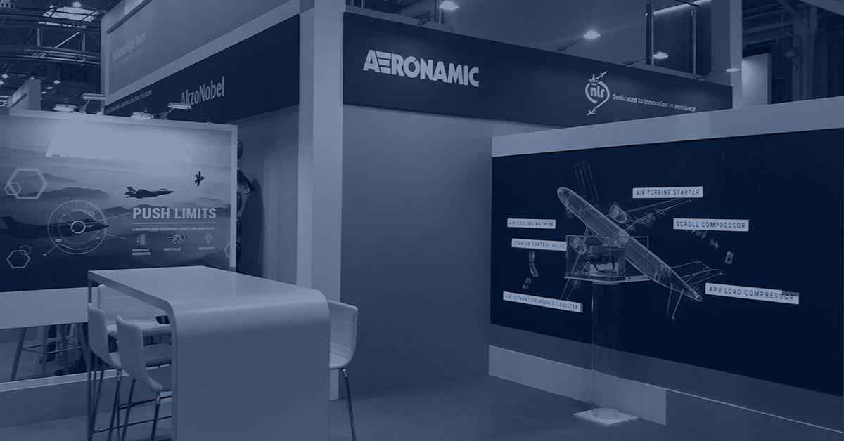 Exciting sustainable developments at Aeronamic